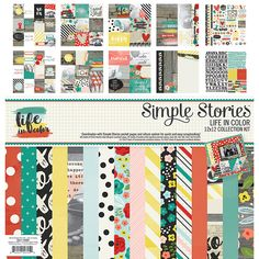 All Scrapbook Steals - The Blog: 4 NEW LINES from Simple Stories!!!