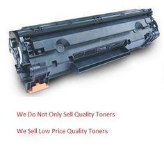 HP CE285A REMANUFACTURED BLACK TONER CARTRIDGE HP CE285A Black Toner Cartridge – High Quality HP 85A Mono Toner