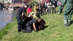 Police Arrest Two Afro-Swedish Men at LGBT Festival - PART 2.