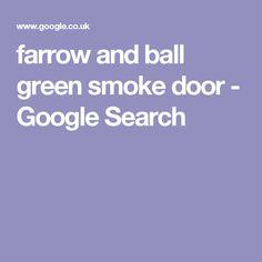 farrow and ball elephants breath Exterior Door Colors, Exterior Doors, Elephants Breath, Purbeck Stone, Breathe, Google Search, Lounge, Smoke, Living Room