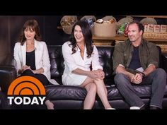 'Gilmore Girls' Cast Reunite For 15th Anniversary | TODAY - YouTube