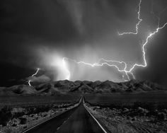 On the Road with the Thunder Gods by Yvette Depaepe  Vote on this picture on 1x.com for the public prize Photo Awards 2014