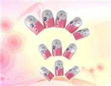 Brilliant Nail Patch Set (rosa)  Glans og langvarig     Ideell spiker klistremerke til fingrene og tærne     24 neglelakk striper i ett sett     Farge: Pink     En stor, morsom og rimelig måte å gjøre neglene vakkert