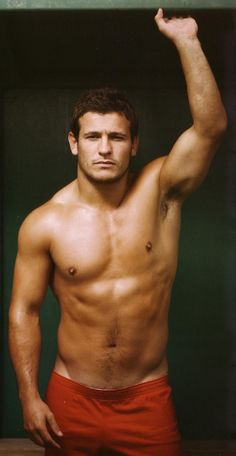 wow. seriously, why is it rugby players are always hot