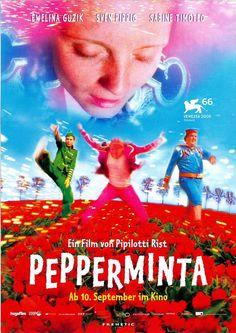 PEPPERMINTA - PIPILOTTI RIST - 2009 - FILMPOSTER A4