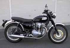 Kawasaki W 400