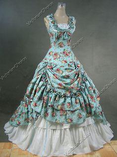 Southern bell Lolita dress