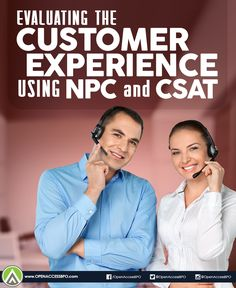 #CallCenter metrics like #NPS and #CSAT can help you evaluate the #CustomerExperience. Here's how to calculate them.