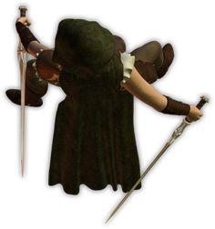 Dundjinni Mapping Software - Forums: Sim's Tokens & Gore Mods Halfling Rogue, Joshua Davis, Virtual Tabletop, Top Down Game, Elf Ranger, Token, Female Elf, Hooded Cloak, Dungeon Maps