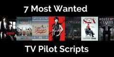 7 Most Wanted TV Pilot Scripts PDf download