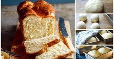 Ricetta del pan brioche salato