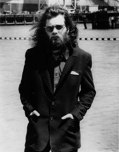 Psychedelic rock guru, Austin native and musical genius.  Roky Erickson of the 13th Floor Elevators.