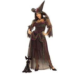 Bewitchingly Good Witch Costume