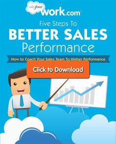 Five Steps to Better Sales Performance [eBook]