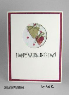 Masculine love card