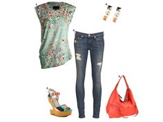 Check out and shop this look for inspiration @ http://thefashionistastories.blogspot.com/
