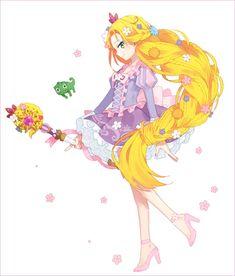Disney Cosplay at its best! Sora at Disney World! Anime Disney Princess, Disney Rapunzel, Tangled Rapunzel, Disney Kunst, Arte Disney, Disney Fan Art, Disney Love, Disney Magic, Disney Cosplay