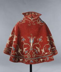 Cape, 16th century - may have been male or female