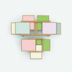 #Par3, #Hexa designed by Bernard Vuarnesson.  #design #inspiration #designer #designers #Avio #Sattin #sharethelovefordesign #furnish #furniture #colors #colorful #happiness #designlove #designlovers #palette #light #lightness #lightpalette