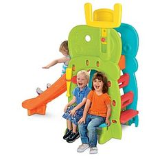 """Fisher Price 5 in 1 Activity Clubhouse 