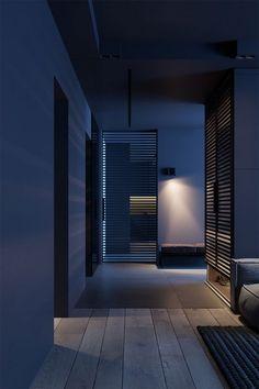 az3h - услуги дизайнера в Киеве, дизайн интерьеров - Igor Sirotov Architects Home Room Design, Dream Home Design, Modern House Design, Home Design Plans, My Dream Home, Luxury Bedroom Design, Future House, My House, Black Interior Design