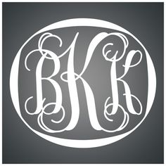 1000 Images About Monogrammed Everything On Pinterest
