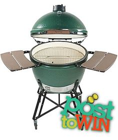 Here is a #contest that I am definitely going to enter because I want to #win a big green egg!  https://feaston.ontarioculinary.com/feastonanegg-contest/  #BBQ