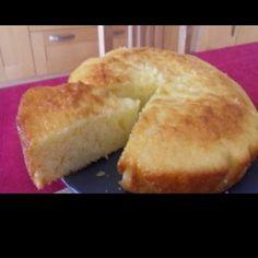 Recette - Gâteau au yaourt léger et moelleux | Notée 4/5