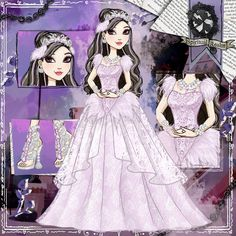// Hi guys! For this Swantember I made the moms of Princess and Rouge with my friend and I hope you like them! Disney Go, Disney Princess, Ever After High Names, Princess Sketches, Monster High Art, After High School, Monster Dolls, Lol Dolls, Cartoon Art