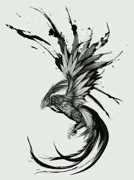 Resultado de imagen para tattoo maori phoenix
