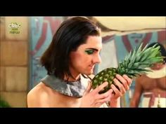 faux commercial for ancient Egyptian hair dye. Horrible Histories Egyptian 2000 Make your older student laugh ;)
