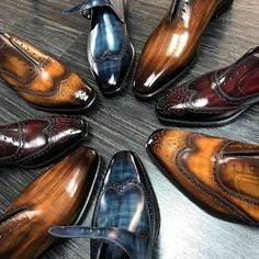 Custom Made Saddle Shoes in Burnished Grey Painted Calf Leather - Robert August Apparel Suit Shoes, Mens Shoes Boots, Mens Boots Fashion, Shoe Boots, Dress Shoes, Saddle Shoes, Custom Made Shoes, Custom Design Shoes, Gentleman Shoes
