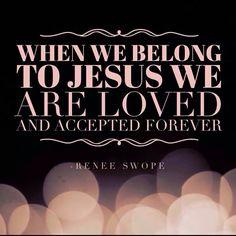 I belong to #JESUS...More at http://beliefpics.christianpost.com/  #bible #God