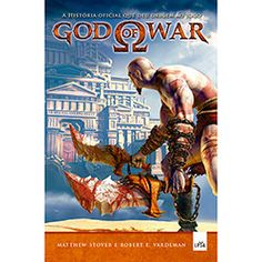 Livro - God Of War : A História Oficial que deu