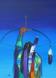 Wall art Native American Quotes, Native American Paintings, Native American Artists, Native American History, Native American Indians, Bright Colors Art, Indian Pictures, Art Pictures, Medicine Wheel
