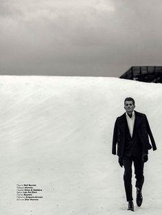 Andrey Zakharov for Collezioni Uomo Russia.    #male #model #handsome #man #boy #editorial #fashion #photography
