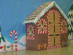 school play set design by art teacher: Susan Joe