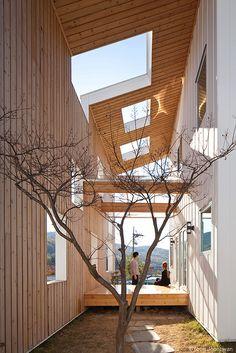 Roof Design, Facade Design, House Design, Co Housing, Social Housing, Urban Rooms, Conceptual Architecture, Garden Living, Modern Exterior