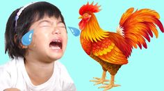 Baby Learn Animals with Chiken! CHICKEN Funny Videos For Children - Lear...