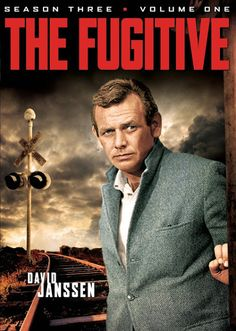 David Janssen & Barry Morse - The Fugitive: Season Vol. Movies And Series, Tv Series, Mejores Series Tv, Capas Dvd, Vintage Television, Old Shows, Great Tv Shows, Vintage Tv, Film Serie