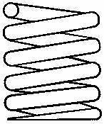 SACHS 996 072 Coil Spring for MERCEDES-BENZ | eBay