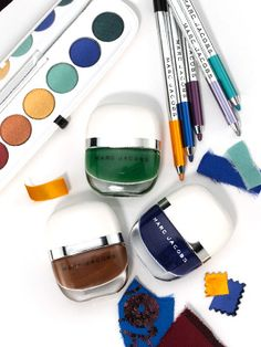 Get the inside scoop on Marc Jacobs's summer makeup collection