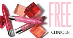 Free Clinique Chubby Stick