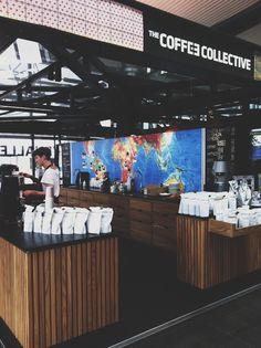 the coffee collective at foodie market torvehallerne kbh // copenhagen