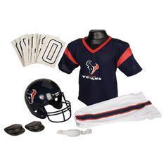 NFL Houston Texans Youth Uniform Set