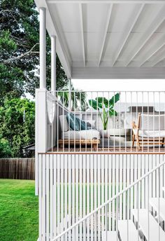By digging down, a Brisbane couple transformed their modest worker's cottage into a spacious family home – without compromising any of its original character. Timber Battens, Timber Deck, Home Studio Photography, Photography Studios, Inspiring Photography, Portrait Photography, Creative Photography, Digital Photography, Ocean Photography