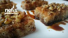 Unsuz Arap Tatlısı (nefis Tat) Banana Bread, French Toast, Muffin, Breakfast, Desserts, Food, Turkish Cuisine, Recipe, Morning Coffee