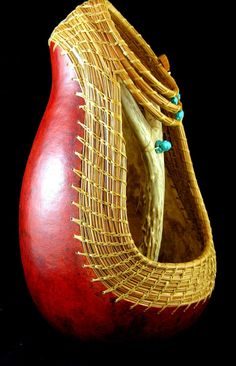 Gourd Art BY: Gourds In Costume Note: antlers within