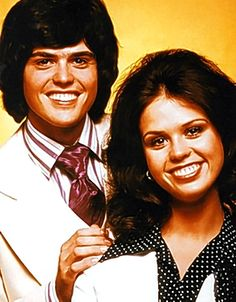 "Donny & Marie is an American variety show which aired on ABC from January 1976 to January 1979. The show stars brother and sister pop duo Donny Osmond and Marie Osmond. Donny had first become popular singing in a music group with his brothers, The Osmonds, and Marie was one of the youngest singers to reach #1 on the Billboard Country Music charts (with ""Paper Roses"", in 1973)."