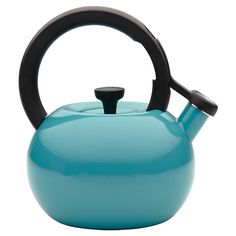Circulon Circles 2 qt. Tea Kettle  Doesn't have to be exactly like this one but I've been wanting a sleek, modern Tea Kettle for a WHILE now!